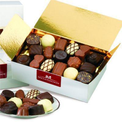 Ducs de Gascogne : Sélection de chocolats fins en ballotin confiseur