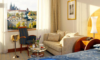 Cashback Agencedevoyage : Chambre de l'hôtel President à Prague (République Tchèque)